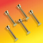 5 Pack Snow Blower Shear Pins & Nuts For Noma, John Deere, Sears & AYP