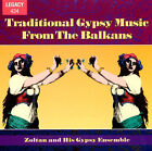 Traditional Gypsy Music From the Balkans 2009 by Zoltan And  - Disc Only No Case