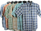 Men's Arrow SS Shirt Buttonfront Mountain Washed nwt