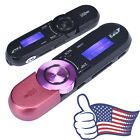 Portable Usb Lcd Hd Screen16gb Support Flash Tf Player Mp3 Music Player Fm Radio