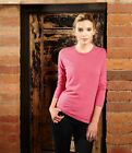 Russell Ladies Long Sleeve HD T-Shirt