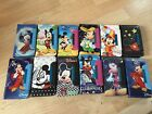 Mickey Mouse PU Leather Case Wallet For Samsung Galaxy S4 US Seller