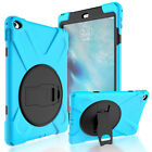 Heavy Duty Tough Shockproof With Stand Tablet Case Cover For Apple iPad 2 3 4