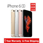 Apple iPhone 6 PLUS 6S 16GB 64GB 128GB Gold Silver Grey Rose UNLOCKED SIMFREE