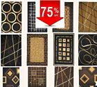 5x7 Area Rug Modern Contemporary Carpet Abstract Different colors NEW (75% OFF)
