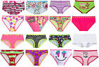 NWT Justice Girls Assorted Bikini Boyshorts Panties Underwear UPick Size NEW