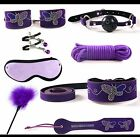 Sleepwear Robes - Adult Sex Toys Suit The Butterfly Handcuffs Whips Clip 8 Times