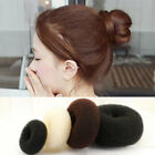 4 Sizes Hair Styling Donut Bun Maker Ring Style Bun Scrunchy Sock Poof Bump