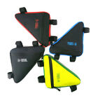 Triangle Cycling Bike Bicycle Front Tube Frame Pouch Bag Saddle Pannier Sports