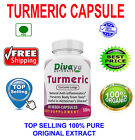 Best Quality Turmeric 500 mg 60 Capsules Dietary Supplement  Divayo herbs