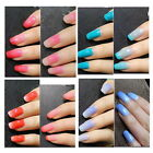 Thermal Color Changing Thermochromic Powder Pigment Nail Decoration at 84F/30C