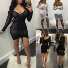 2017 SEXY Women Summer Bandage Bodycon Slim Evening Party Cocktail Short Dress~~