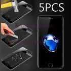 5 PCS High Quality Premium Tempered Glass Screen Protector for Various Sony