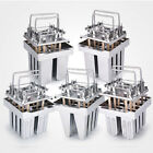 8pcs Stainless Steel Molds Ice Cream Holder Industrial