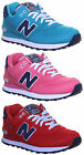 New Balance WI 574 Mens Suede Leather Sneaker Trainers Women Size Available