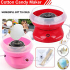 Electric Candyfloss Making Machine Home Cotton Sugar Candy Floss Maker Party Kid