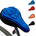 Bicycle SEAT SADDLE COVER Cushion Pad Soft Gel Silicone Riding MTB Thick Saddle