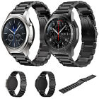 Stainless Steel Strap Wristband Bracelet Fr Samsung Gear S3 Classic/Frontier 22#
