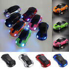 2.4GHz Wireless 1600DPI 3D Car Shape Optical USB 2.0 Gaming Mouse for PC laptop