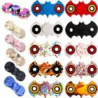 ABS Plastic Hand Spinner Tri Fidget Toys Figit Figets EDC 360° Spin Anti Stress