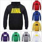 new Hot sell Fashion animal printing Hooded sweatshirts coat hoodie Sportswear