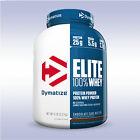 DYMATIZE NUTRITION ELITE WHEY (5 LB) iso protein bcaa mass 100 gainer super pre $57.95 USD on eBay
