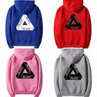 Hot new sell paragraph PACACE Triangle Hooded sweatshirts coat hoodie Sportswear
