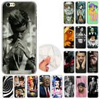 New Silica Gel TPU 3D Print Back Case Cover for iPhone 7 7S 8 Plus XR XS Max