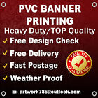 Custom PVC Vinyl Banners || Indoor & Outdoor Advertisement