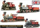 HARTLAND HLW G SCALE 1:24 LOCO ELECTRIC AMERICAN STEAM USA LOCOS 45mm GAUGE 1
