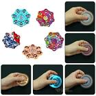 Tri-Spinner Fidget Toy Bead Move EDC Hand Spinner Anti Stress Reliever Focus