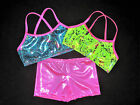 STUNNING LEOTARD/GYMNASTICS/DANCE - STARTER SET - NEW - GIRLS  6  !!!