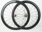 50mm clincher full carbon fiber road bike wheelset,bike wheel for shimano 10/11v