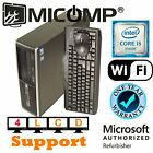 Build Your Fast HP Custom Desktop Computer PC Core i5 Windows 10 Supports 4 LCDs