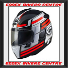 Arai Chaser X Competition Red Motorcycle Helmet New Model 2017 Next Day Del