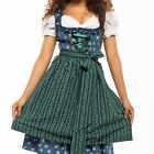Внешний вид - 026.. Dirndl Oktoberfest German Austrian Dress - Sizes: 6.8.10.12.14.16.18.20.22