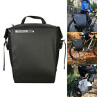 ROSWHEEL Waterproof Cycling Phone Frame Bag Bicycle Tail Pannier Seat Saddle Bag