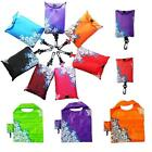 Foldable Handy Shopping Bag Reusable Tote Pouch Recycle Grocery Handbags TS