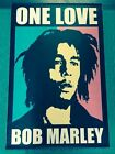 Bob Marley Reggae Star Music Art Silk Poster Decor
