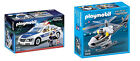 Playmobil City Action Police Vehicles Great Gift Idea kids stocking filler