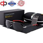 Hdcrafter Polarized High Quality Uv400 Sport Style Men Sunglasses W/case - 8724