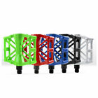 """1 Pair Twisted PC 9/16"""" Bicycle Cycle Mountain Bike Pedals MTB Hybrid 5 Colors"""