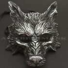 Halloween Masquerade Wolf Mask Costume Night Party Dress Up