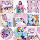 MY LITTLE PONY DESIGN KIDS GIRLS BEDROOMS ACCESSORIES - Choose 1 or More