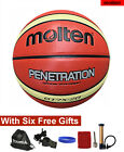 Molten GT7X Composite Leather Basketball --- With FREE GIFTS!!!