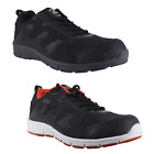 Groundwork GR95 Unisex Lightweight Safety Steel Toe Cap Work Boot Trainers Shoes