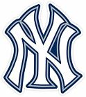 New York Yankees Logo Vinyl Sticker Decal **SIZES** Cornhole Truck Wall Bumper on Ebay