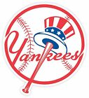 New York Yankees Logo Vinyl Sticker Decal Cornhole Truck Wall Bumper on Ebay