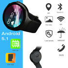 3G Bluetooth Smart Watch Phone Android 5.1 16GB GPS WiFi ...