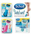 SCHOLL VELVET SOFT WET DRY SMOOTH ROLL PROFESSIONALE PEDICURE CALLI CURA PIEDI